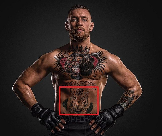 Conor Mcgregor's 8 Tattoos & Their Meanings