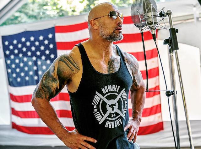 Dwayne 'The Rock' Johnsons 3 Tattoos & ihre Bedeutung