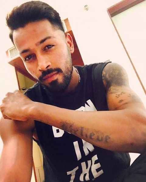 Hardik Pandya's 8 Tattoos & Their Meanings
