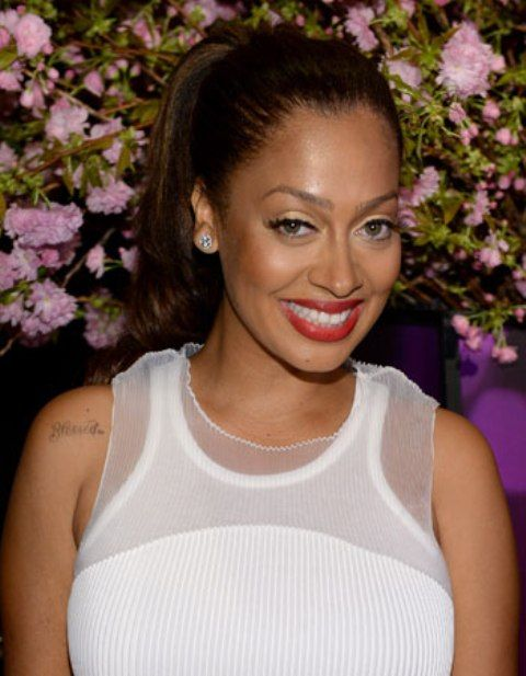 La La Anthony's 11 Tattoos & Their Meanings
