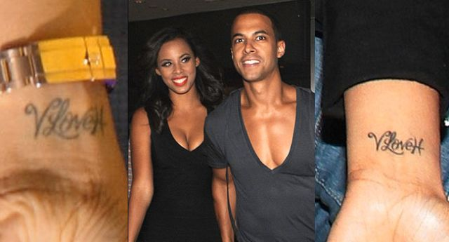 Rochelle Humes' 2 Tattoos & Their Meanings